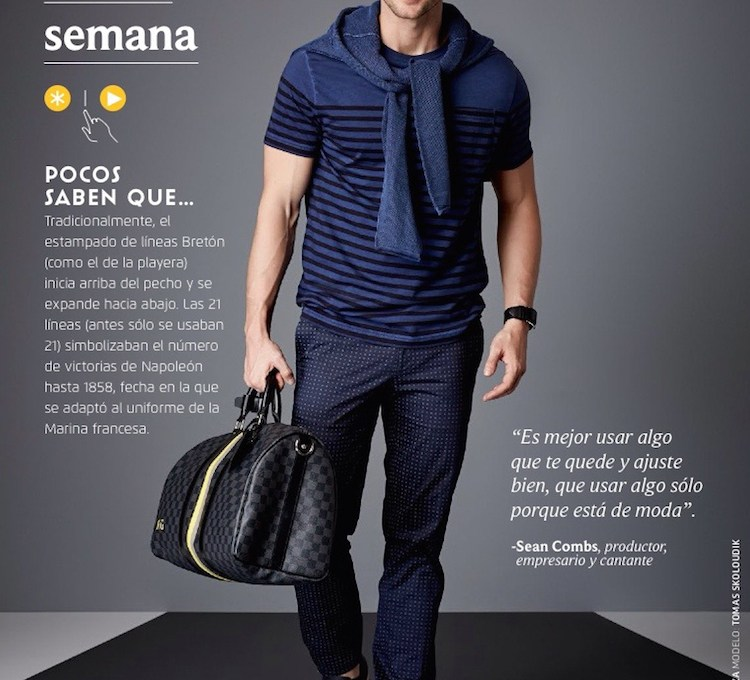 Photography by Tim Zaragoza, supermodel Tomas Skoloudik fronts the new pages of the Spring/Summer 2015 edition of El Libro Amarillo. Tomas perfectly stylish in casual summer outfits currently available at Mexican department store El Palacio de Hierro.