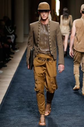 Balmain Spring 2016 Menswear878