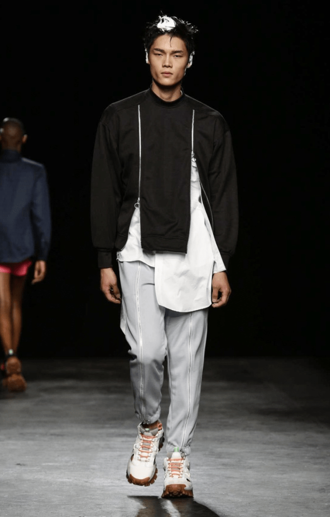 Christopher Shannon Menswear Spring 201600