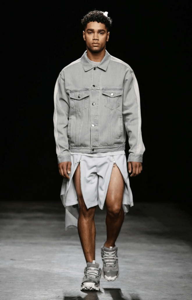 Christopher Shannon Menswear Spring 201601