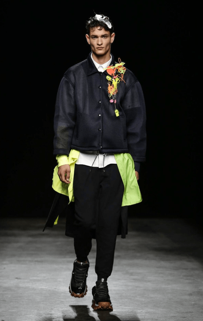 Christopher Shannon Menswear Spring 201604