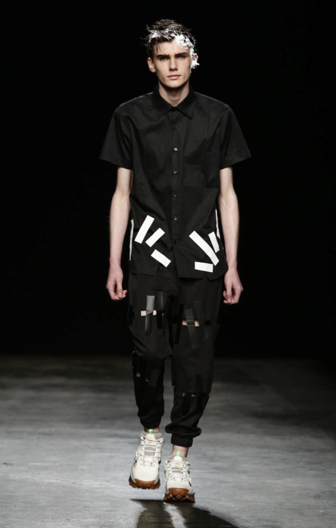 Christopher Shannon Menswear Spring 201607