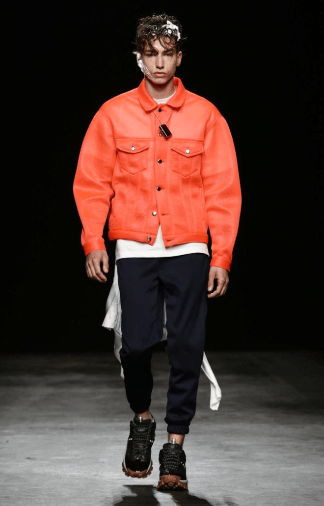 Christopher Shannon Menswear Spring 201616