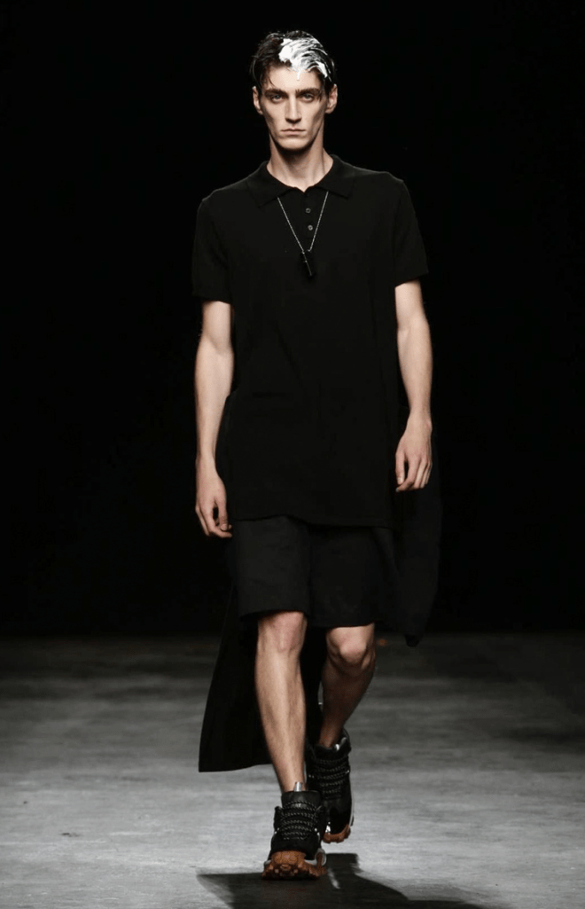 Christopher Shannon Menswear Spring 201691
