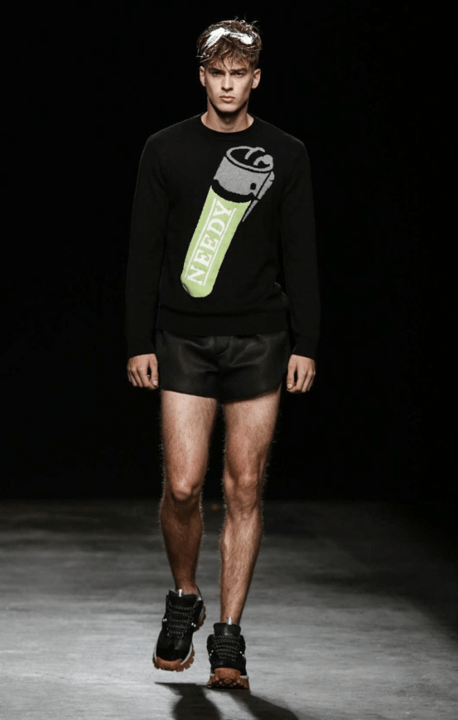 Christopher Shannon Menswear Spring 201697