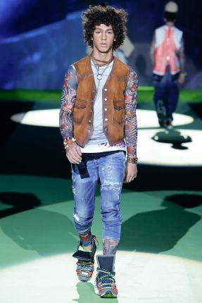 DsQuared2 Menswear Spring 2016879