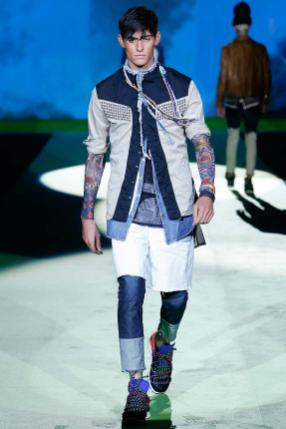 DsQuared2 Menswear Spring 2016887