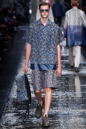 Fendi Spring 2016 Menswear726