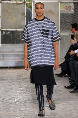 Givenchy Spring 2016 Menswear575