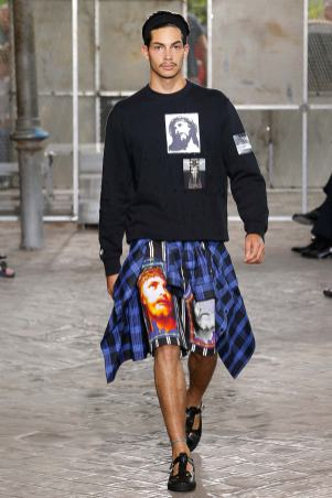 Givenchy Spring 2016 Menswear577