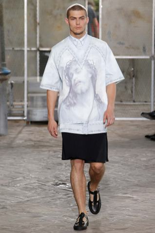Givenchy Spring 2016 Menswear580