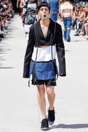 Hood by Air Spring 2016 Menswear097
