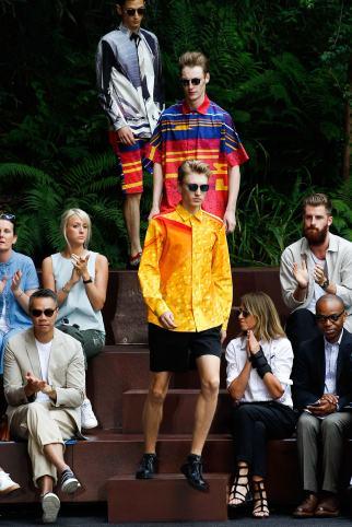 Issey Miyake Spring 2016 Menswear267