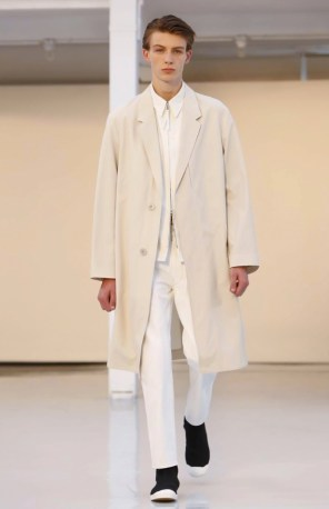 Lemaire Menswear Spring Summer 2016 PARIS024