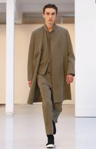 Lemaire Menswear Spring Summer 2016 PARIS025