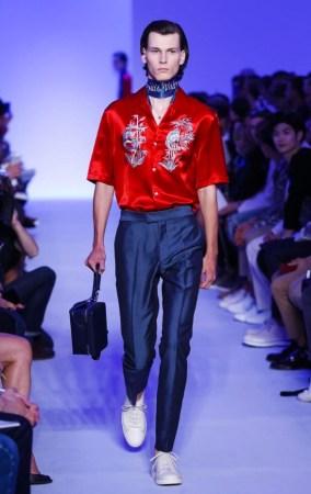 Louis Vuitton Spring 2016 Menswear346