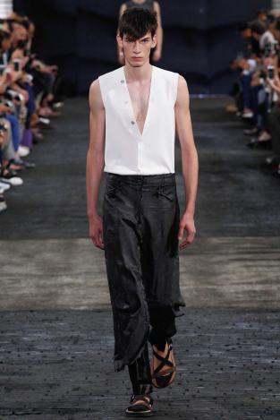 Maison Margiela Spring 2016 Menswear515
