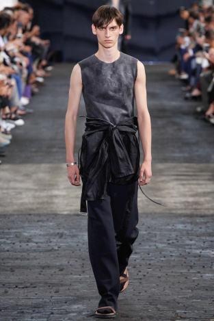 Maison Margiela Spring 2016 Menswear516