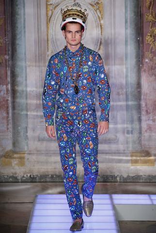 Moschino Menswear Spring2016490