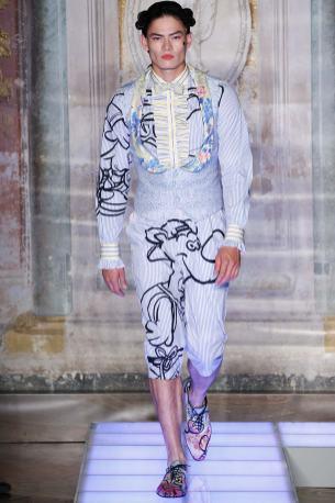 Moschino Menswear Spring2016502