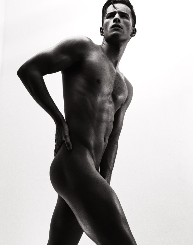 Model Renato Freitas is the new muse for the fashion photographer Manny Fontanilla. Renato represented by Fly Models, posing in an amazing fashion captured in Black and White.