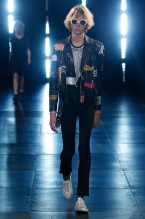 Saint Laurent Spring 2016 Menswear300