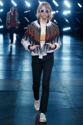 Saint Laurent Spring 2016 Menswear309