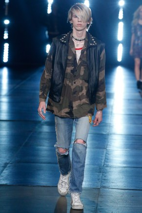 Saint Laurent Spring 2016 Menswear322