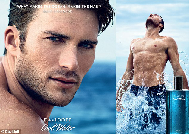 """Clint Eastwood's handsome and sexy son, Scott, showcases his buff bod in a new advert for Davidoff Cool Water fragrance. The actor and model took over as the face of the brand from former ambassador late Paul Walker. A natural athlete, Eastwood is an avid swimmer, diver and surfer, who's always been passionate about marine conservation, which the fragrance brand say makes him a perfect fit for the Cool Water fragrance. """"Before I even hit the water, I can feel it,"""" Eastwood says in the ad as he dives into the ocean. """"This incredible rush of power running right through me. It makes the ocean. It makes the man."""" Watch video and the behind the scene pics below:"""