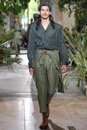 Umit Benan Spring 2016 Menswear273
