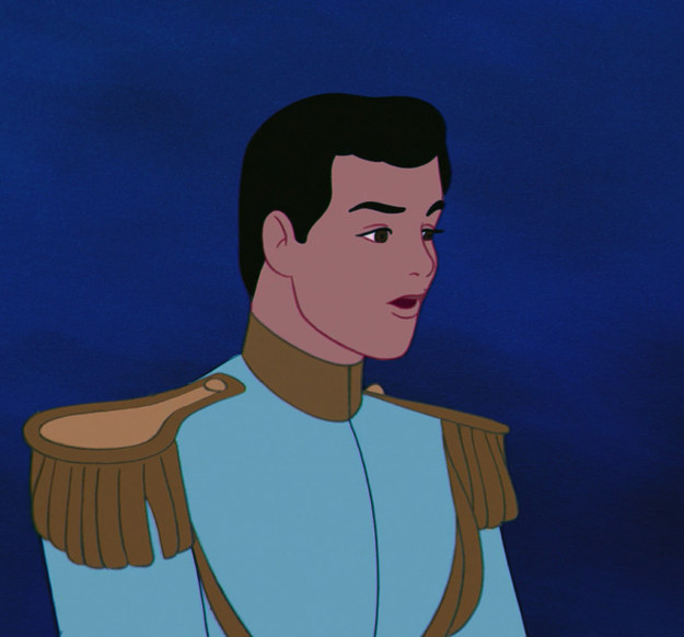 Prince Charming from Cinderella