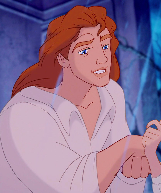 Prince Adam (the Beast)