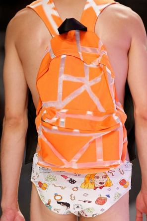 Krizia Robustella Spring 2016 Menswear Barcelona503