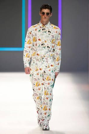 Krizia Robustella Spring 2016 Menswear Barcelona515