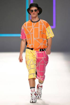 Krizia Robustella Spring 2016 Menswear Barcelona517