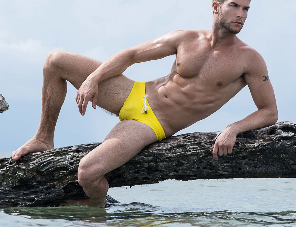 The recent work with Luke Severin and photographer Fritz Yap, Luke from Spot 6 Management and Elite Miami. Flawless.