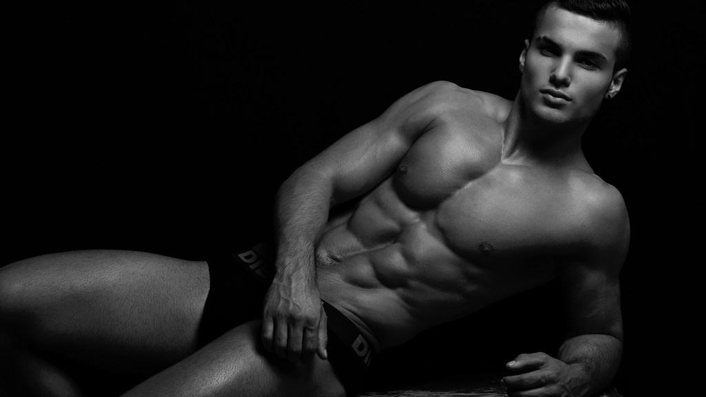 Here some exclusives that photographer Mladen Blagojevic did with Mario, a beautiful hunk male model and a dancer from Croatia and a hottie on top of it all.