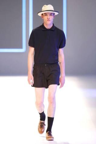 Punto Blanco Spring 2016 Menswear Barcelona617