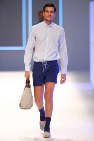 Punto Blanco Spring 2016 Menswear Barcelona618