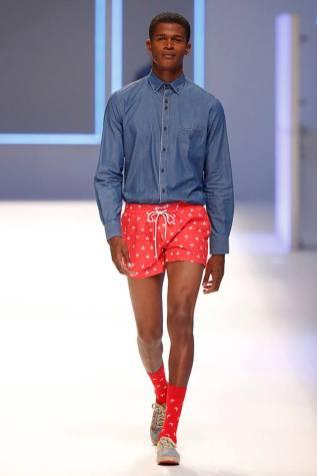 Punto Blanco Spring 2016 Menswear Barcelona627