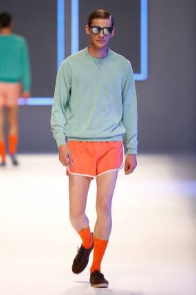 Punto Blanco Spring 2016 Menswear Barcelona634