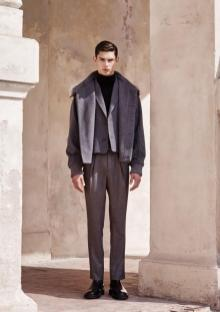 Corneliani new F/W 2015 Lookbook neutral formal palette and the pursuit of textile pleasure for a hedonist wardrobe!