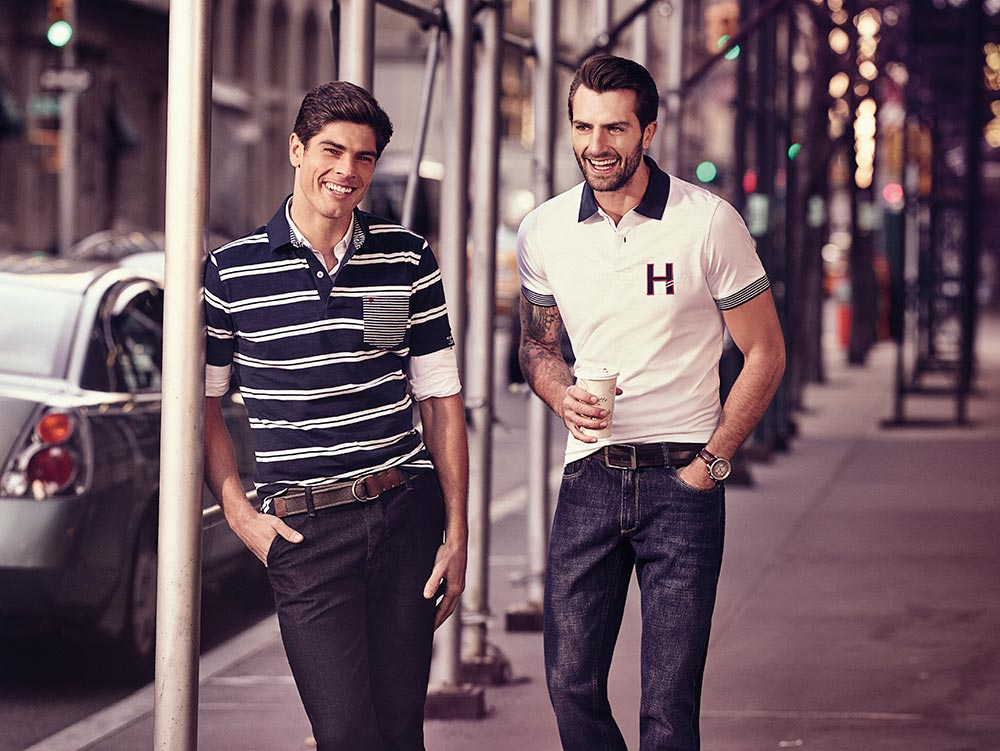 Models Evandro Soldati and Rafael Lazzini starring the new F/W 2015 ad shots for Highstil. Photography by Gustavo Zylbersztajn at NYC.