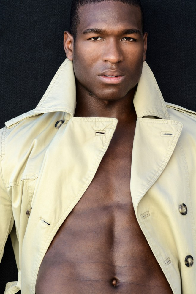 """Rich Morrow in """"The Natural"""" by Calvin Brockington"""