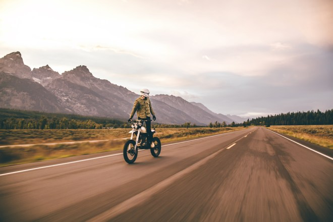 Salt Like City photographer and director Kevin Bennett can't seem to sit still. Whether he's hitting the desert on a vintage dirt bike or packing out the van for a weekend trip to the mountains, it seems like he's perpetually on the go. We caught up with Kevin during a recent trip to the Teton Mountain Range in Wyoming to find out what makes him tick.  Photos by Aaron Brimhall