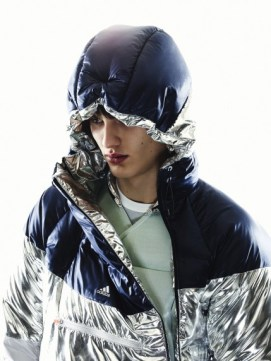 adidas + Japanese fashion brand Kolor together in Fall:Winter 2015 Collection247