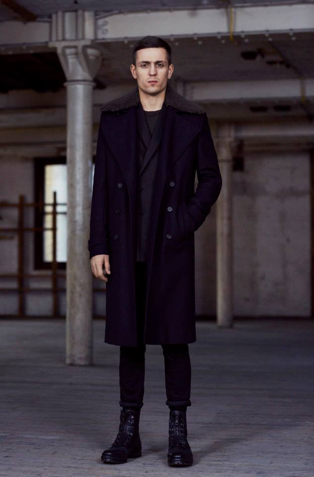 AllSaints The Autumn 2015 collection has become a love letter to East London past, present and future.