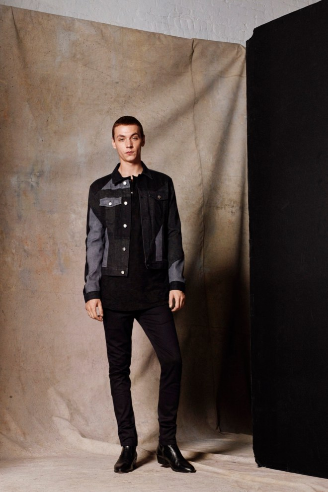 Discovering this amazing fashion brand BLK DNM is a completely basis outfits, their Fall/Winter 2015 arrivals in stores now (Sep. 13th) at BLK DNM is a creative project from downtown New York City.