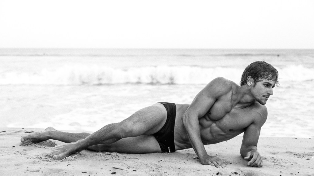 Yes we need some more Jeff Segenreich! Placed in Guaruja Beach a beautiful natural place at São Paulo, thanks for sharing this absolutely amazing work with dashing male model Henrique Hansmann. It's getting hot in here! Henrique is represented by Mega Models Brazil.