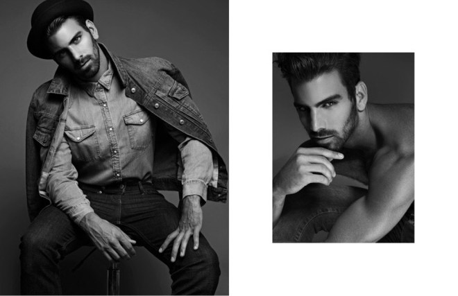 Nyle DiMarco, 25, is set to feature on the upcoming 22nd season of the hit CW series, which was created by supermodel Tyra Banks. But while some might believe he is at a disadvantage when compared with his co-stars, the Washington-based model insists that his disability actually makes him all the more unique. Read more: http://www.dailymail.co.uk/femail/article-3184467/I-huge-advantage-America-s-Model-s-deaf-contestant-reveals-disability-helps-stand-crowd.html#ixzz3m9AEMK3E Follow us: @MailOnline on Twitter | DailyMail on Facebook